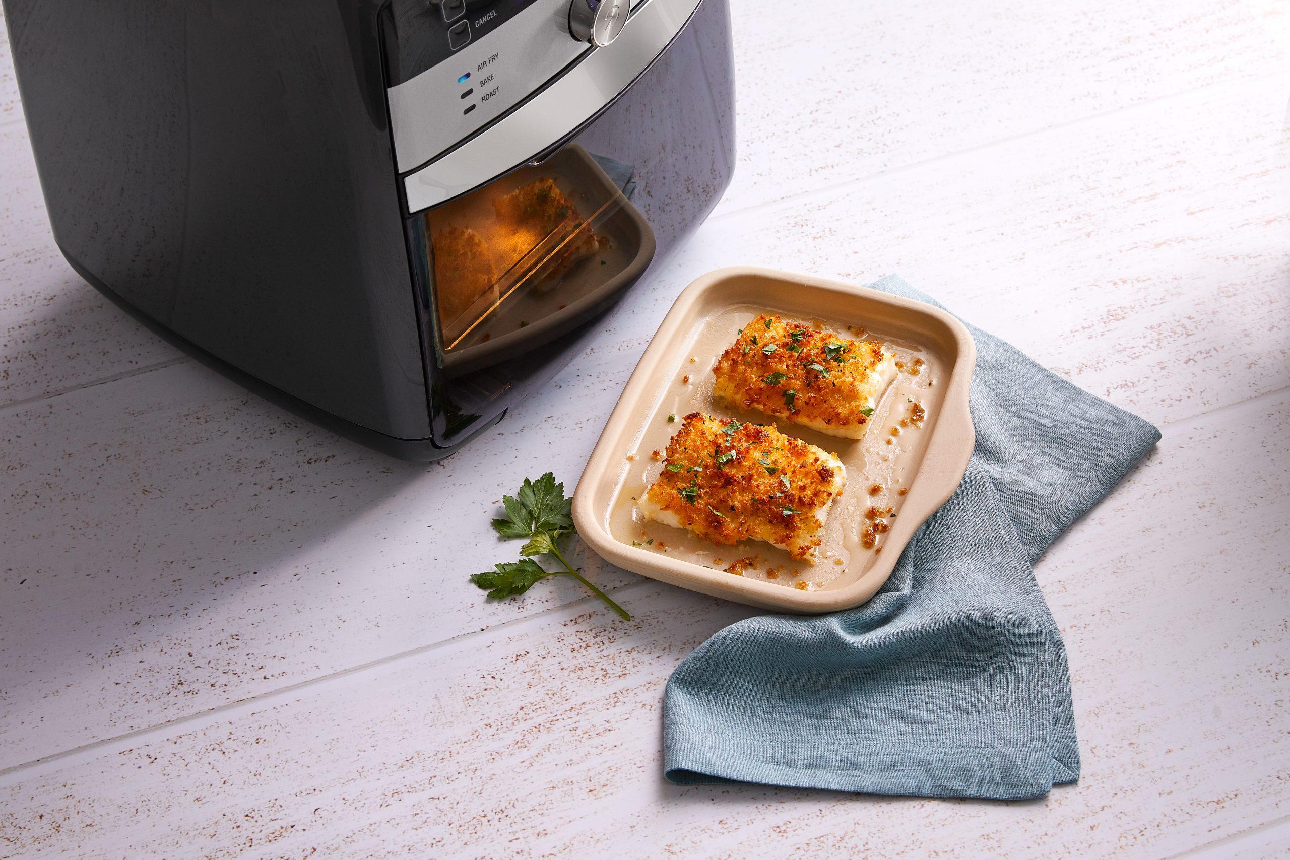Air Fryer und kleiner Ofenzauberer Plus
