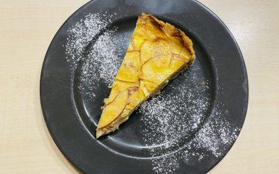 Apfel- Quark Kuchen