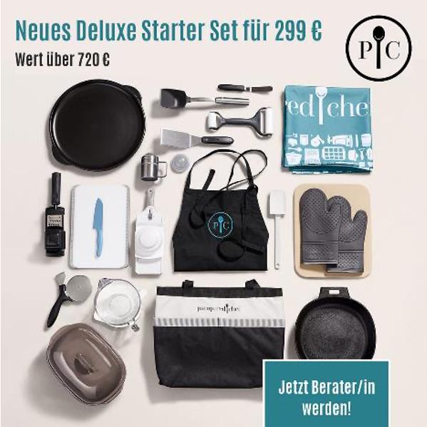 Deluxe Starter Set für 349 Euro