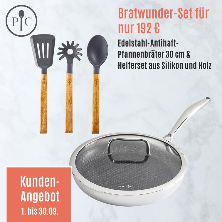 Bratwunder- Set