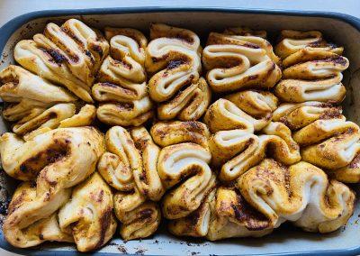 Bruschetta aus der mittleren Ofenhexe