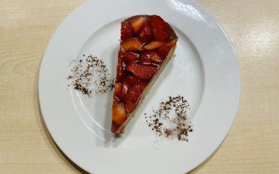Erdbeer- Joghurt Kuchen