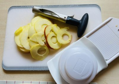 Apfelflammkuchen