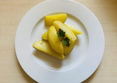 Kartoffeln aus der Lily