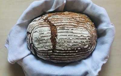 Roggen- Sauerteig Brot