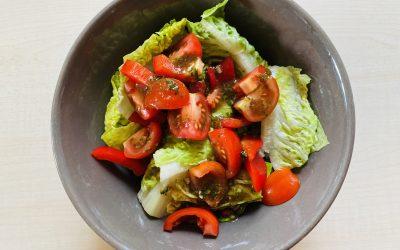 Salatdressing mit Edelschmaus