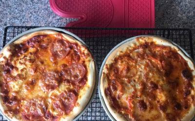 Pizza für Kinder auf dem Meins!